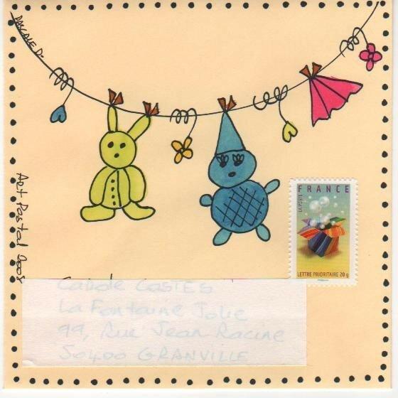 Mailart pour Carole 64 011