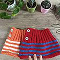 [tricot] cols jiro pour les enfants