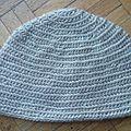 ~ bonnet en naalbinding ~