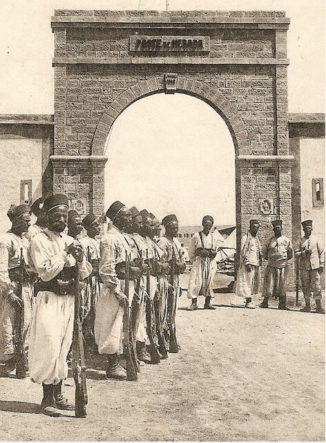 Boumendil-porte-Merada-Taourirt-1912
