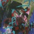 Mémoires d'Enfance / La chaise bleue 2005
