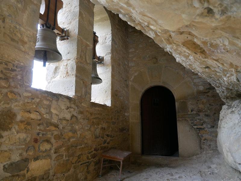 ermitage de La Cueva...