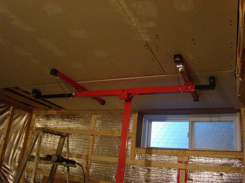 derniere grde feuille au plafond
