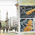Bruxelles,à pied ou en villo ! scrap