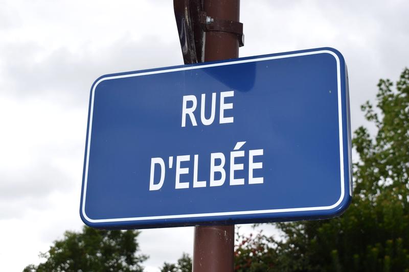 Les Herbiers Rue d'Elbee