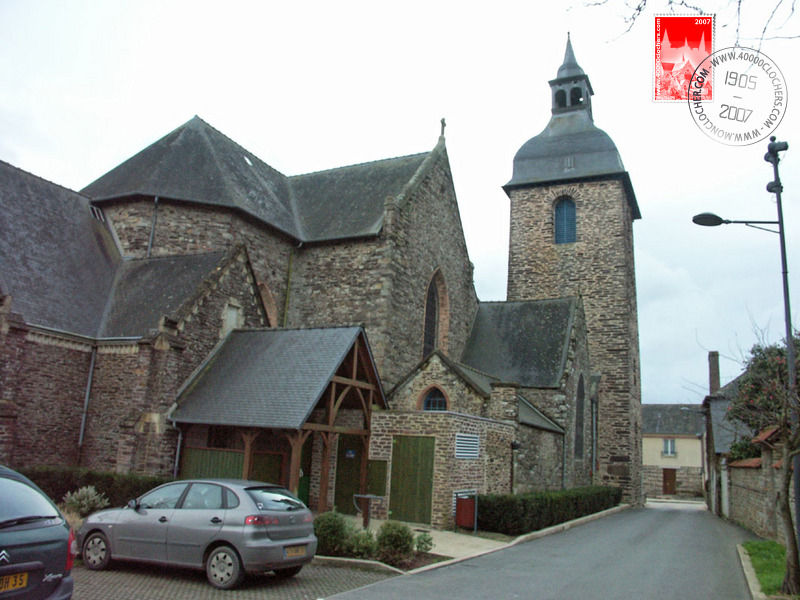 Plélan le Grand, église Saint Pierre