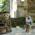 Le Chantier Médiéval : Château de LANGEAIS 2008