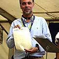 Le directeur de la fête du fromage Belge 2011 J. LILIEN