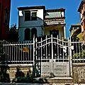 Architecture vénitienne.
