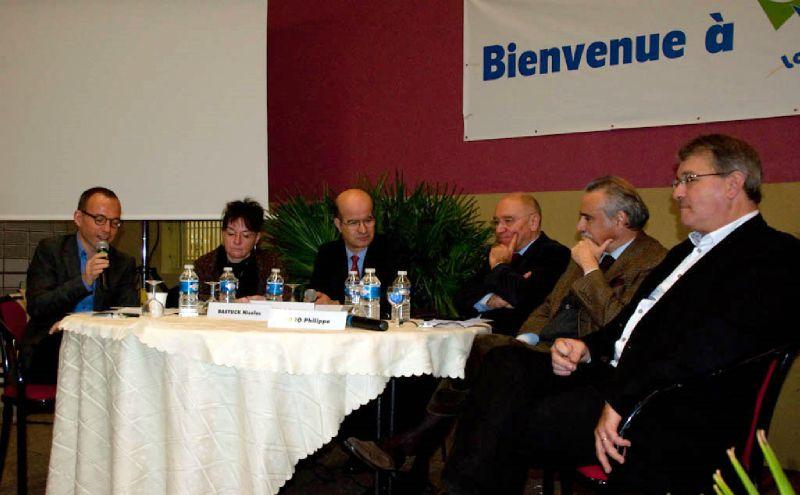 La table ronde sur le Risorgimento