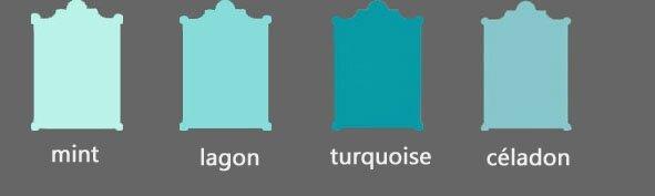 nuancier turquoise copie
