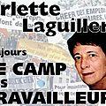Arlette laguillier : bon anniversaire arlette !