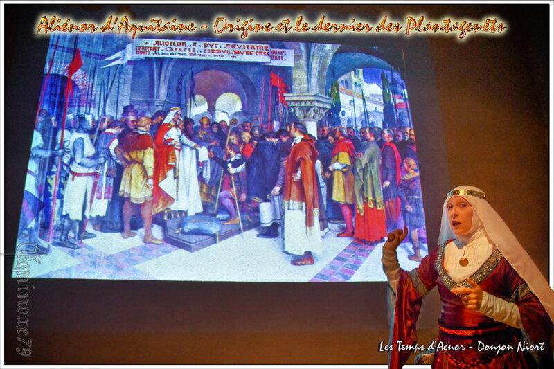 Aliénor d'Aquitaine - Origine et le dernier des Plantagenêts (2)