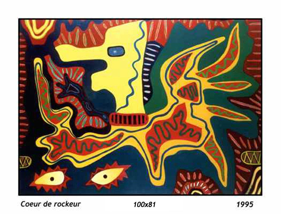 16-Coeur de rockeur