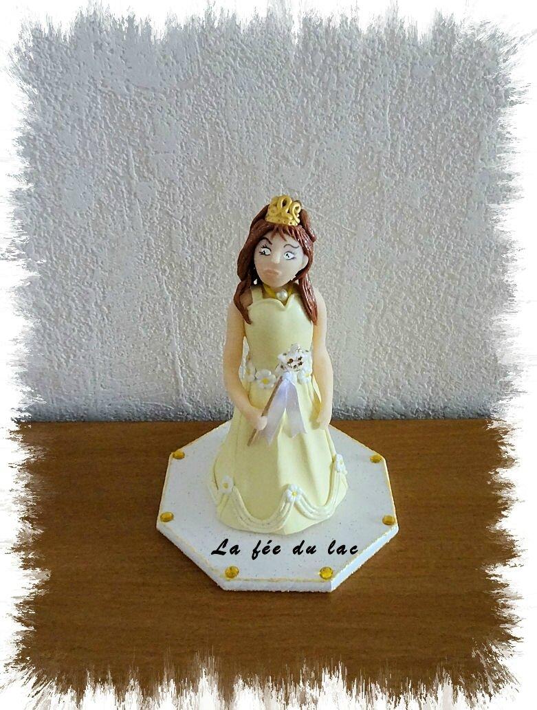 princesse jaune 1