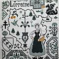 Quaker de lorraine