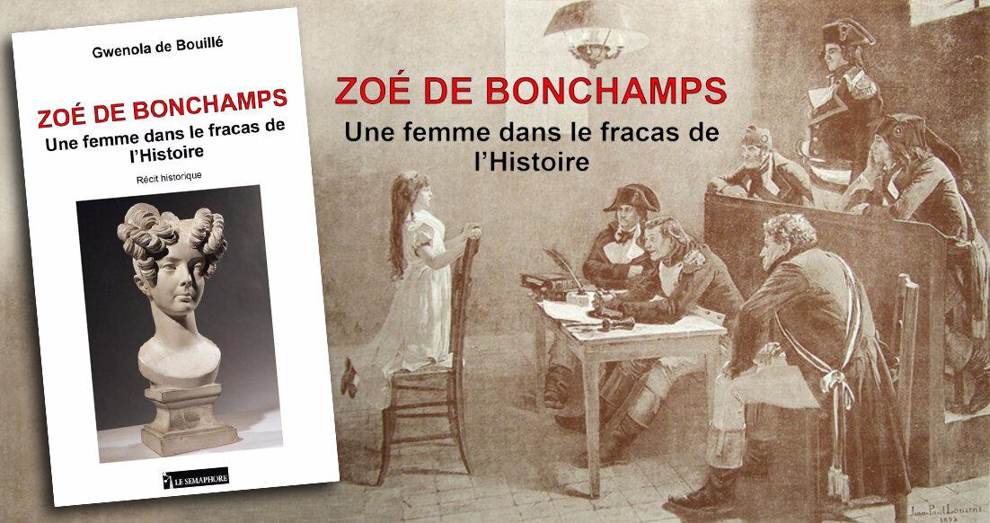Zoé de Bonchamps, récit d'une héroïne vendéenne