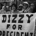22 septembre 1963 : dizzy president !