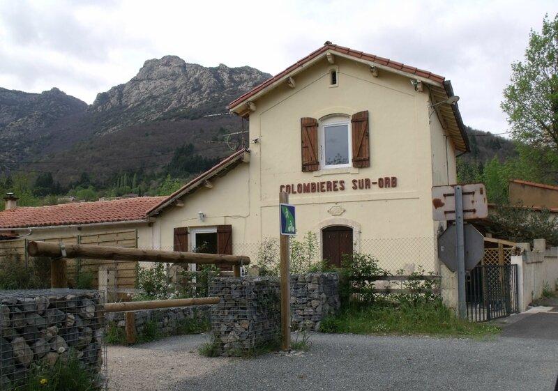 Colombières-sur-Orb (Hérault - 34)