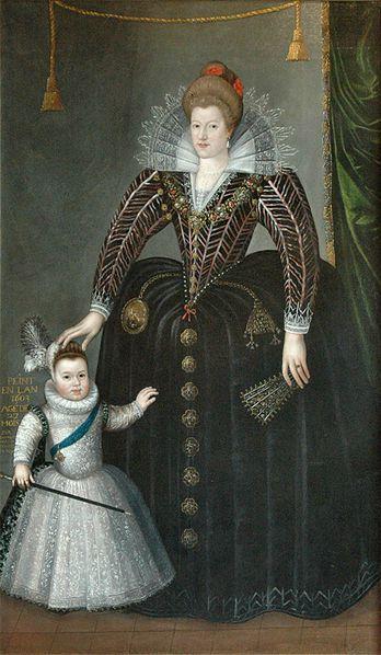 Madame Henri IV - 1603
