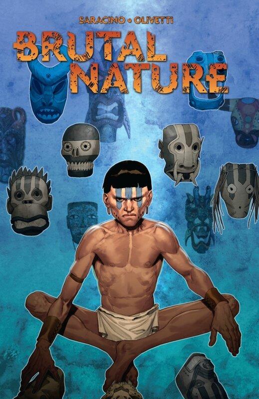 IDW brutal nature TP