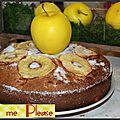Gâteau yaourt aux pomme