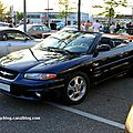 Chrysler stratus LX convertible (Rencard Burger King mai 2011) 01