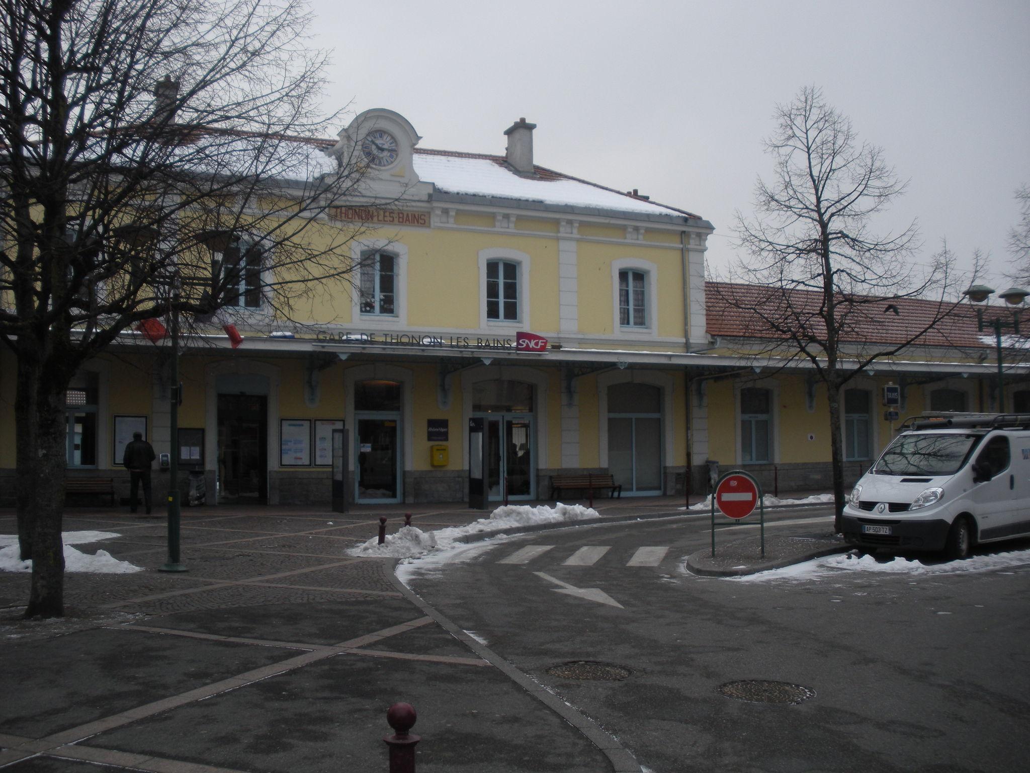 Thonon les bains (Haute-Savoie)2