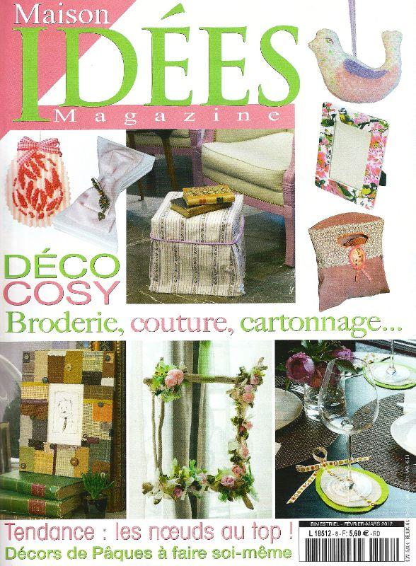 Idées Magazine février Mars 2012