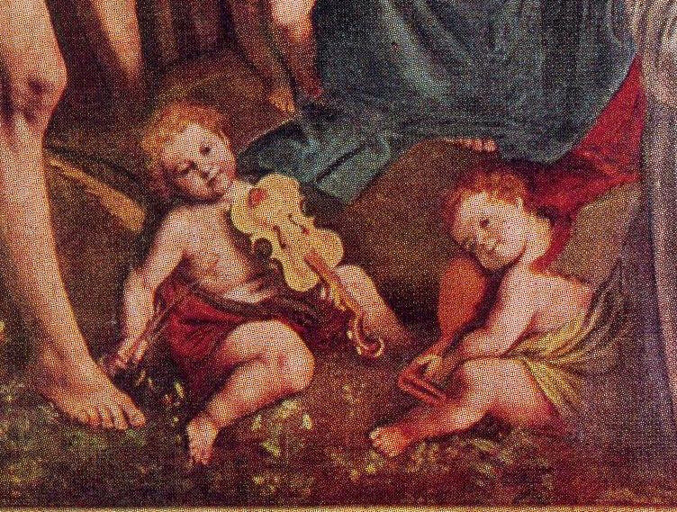 Tableau La Madonna degli aranci R