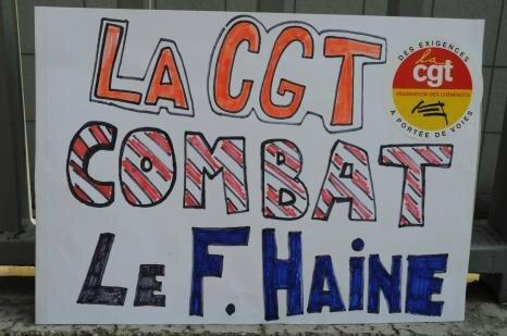 CGT VS FN