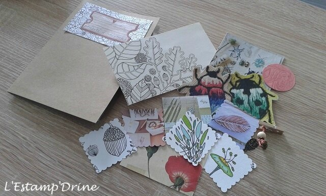 happy mail automne 4
