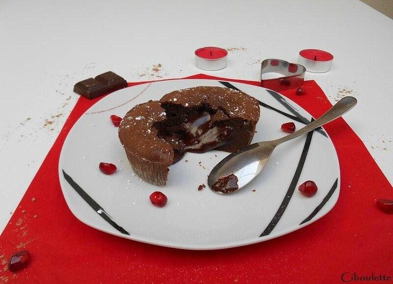 Mi-cuits au chocolat
