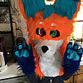 Fursuit renard