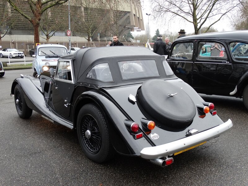 MORGAN 4-4 roadster Strasbourg (2)