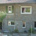 façade avec nouvelles fenêtres