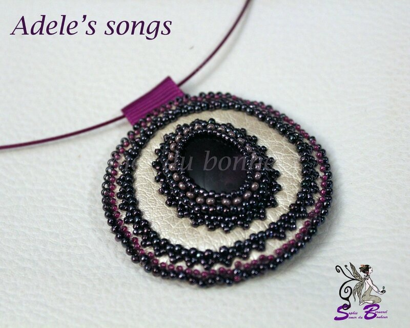 collier adele's songs