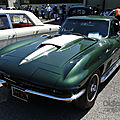 Chevrolet corvette sting ray 427 coupe-1967