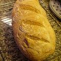 Recette de base du pain