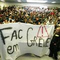 Universites en greve le 5 mars 2009