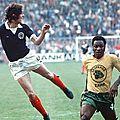 Afrique, bêtisier rétro mondial 1974 : 40 ans après,retour sur le match brésil vs zaïre