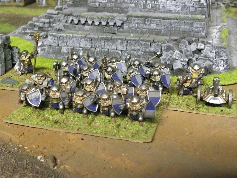 Nains 300 kings of war