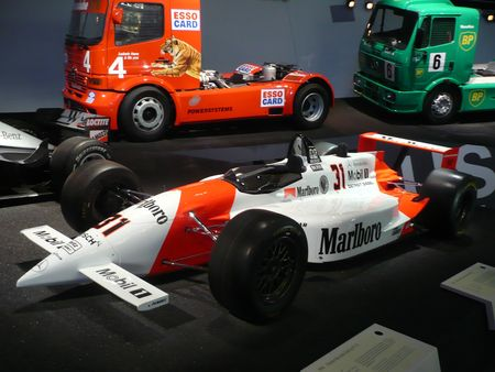 PENSKE Mercedes PC23 Indy Car 1994 Stuttgart (1)