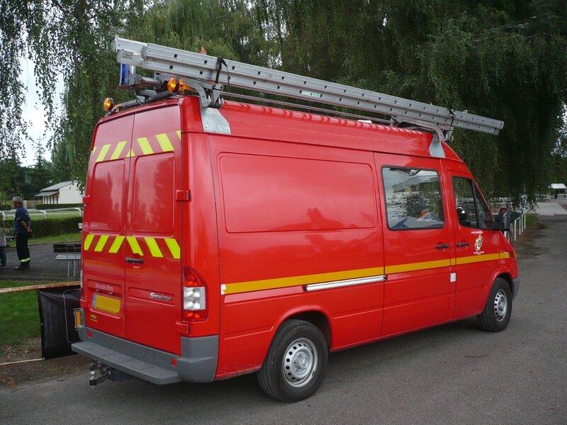 MERCEDES Sprinter 311 CDI Sapeurs-Pompiers Hoerdt (2)