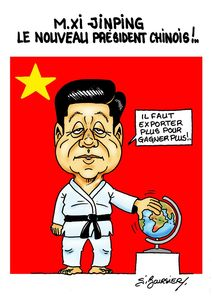 President chinois web