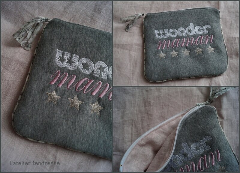 Trousse Wonder maman