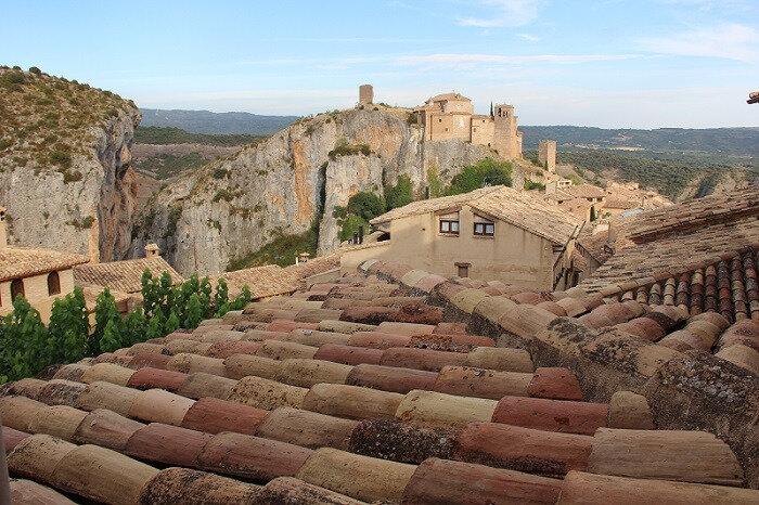Alquezar (Espagne) - Photo ML Henry