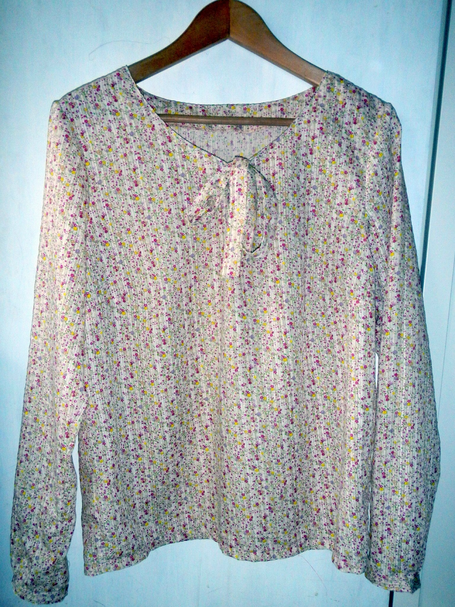 Blouse Pam fleurie