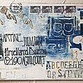 Mailarts alphabets