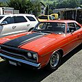 Plymouth road runner coupe, 1970
